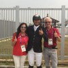 Team Equinara at the First Jumping Team and Individual Qualification in the Asian Games 2018