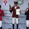 Ferry and Yanyan place second and third in the Indonesian Grand Prix 2018