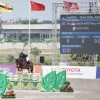 History In The Making: Ferry Secures a Position in the Final After Finishing with Two Amazing Clear Rounds